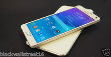 SAMSUNG GALAXY NOTE 4 WHITE 32GB 3GB RAM - IMPORTED