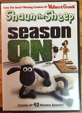 Shaun the Sheep: Season 1 (DVD, 2010, 2-Disc Set)