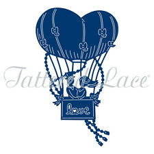 Tattered Lace Cutting Dies LOVE IS IN THE AIR D1249  Stephanie Weightman *