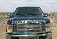 2008-2010 Ford F-250/F-350/Super Duty Billet Grille-Upper