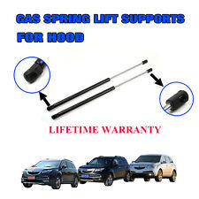1 Set Hood Lift Supports Acura MDX 01-06 Gas Springs Struts Strong Arms