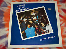 PRINCE & THE REVOLUTION Extra Lovable NEW POWER GENERATION INTERNATIONAL 1989 NM