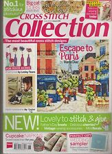 CROSS STITCH COLLECTION MAGAZINE #236 JUNE 2014.