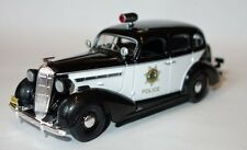 DeAgostini 1:43 Buick Special 1936 serie Police cars of the world