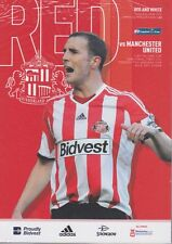 SUNDERLAND v MAN UTD CAPITAL ONE CUP SEMI FINAL 2013/14 PROGRAMME MANCHESTER