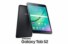 "BRAND NEW SAMSUNG GALAXY TAB S2 T713 8.0"" 8 INCH 32GB WIFI 1.9GHz 3GB RAM Black"