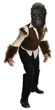 OFFICIAL LICENSED THE WOLFMAN COSTUME CHILD LG 12-14