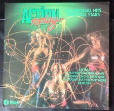 Action Replay LP Compilation NE1040 1978 20 Tracks Vinyl Record Various Artists