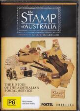 THE STAMP OF AUSTRALIA - NEW & SEALED DVD - FREE LOCAL POST