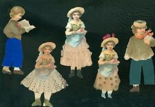 A Group of 5 Plus McLoughlin Play-House Doll Figures