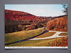 R&L Postcard: Dalby Forest Fox Hill from Sneverdale North Yorkshire, Judges