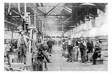 pt1605 - Shildon NER Works , Smiths Shop , Durham - photograph 6x4