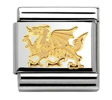 Nomination Charm Dragon RRP £18