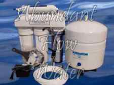New 6 Stage With UV Reverse Osmosis Water Filter RO