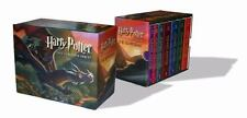Complete Series Box Harry Potter Paperback Collection JK Rowling Book Gift Set