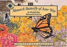 Monarch Butterfly of Aster Way - a Smithsonian's Backyard Book