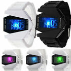 Women Men's Fashion LED Luxury Date Digital Sports Analog Quartz Wrist Watch