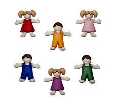 Kids Novelty Buttons Jesse James Theme Pack