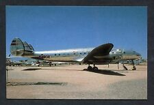 C1980's - TWA Lockheed Constellation Aircraft.