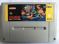 FINAL FIGHT 2 Super Nintendo SNES Gioco Carrello PAL ~ FAST POST