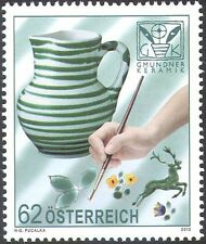 Austria 2012 Ceramics/China/Pottery/Trade Marks/Business/Commerce 1v (n42518)