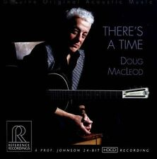 There's a Time by Doug MacLeod (CD, Feb-2013, Reference Recordings)