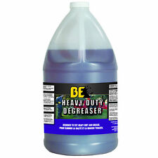 BE Semi-Pro Heavy Duty Degreaser Pressure Washer Detergent Concentrate (1 Gal...