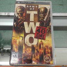 Army of Two: The 40th Day  (Sony PSP, 2010)