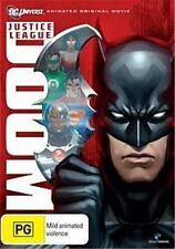 Justice League: DOOM : NEW DVD