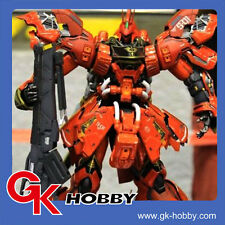 China UC 1:100 MSN-04 Sazabi Ver. Ka Special MG Conversion kit沙煞比 高達