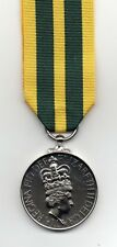 QUEEN'S VOLUNTEER RESERVES MEDAL - A SUPERB REPLICA - JUST IN ARRIVE DIN STOCK