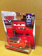 DISNEY CARS DIECAST - Maurice - Maurice Wheelks New 2015 Card- Combined Postage