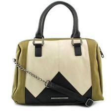 Steve Madden DO258625 Women Green Satchel