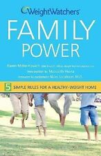 Weight Watchers Family Power : 5 Simple Rules for a Healthy-Weight Home 533