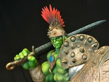 Sideshow Collectibles GLADIATOR HULK Premium Format statue INCREDIBLE!