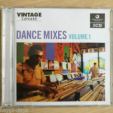 2CD NEW - DANCE MIXES - VINTAGE GROOVES - Disco Club Funk R&B Pop 2x CD Album