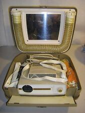 Vintage ~ Portable Ronson Escort Hair / Nail Dryer with Bonnet - Working