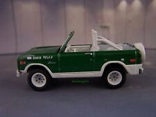 1970 Ford Bronco Smokey and the Bandit limited edition 1/64 collectible model
