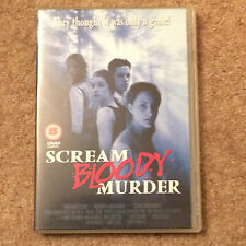 Scream Bloody Murder (DVD) Horror similar to Friday the 13th