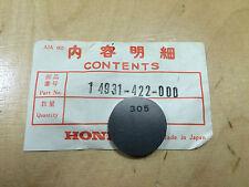 """Original Honda CB 750 ,CB 900 ,CB 1000 ,CB 1100 ,CBX """"Shim (305)"""" 14931-422-000"""