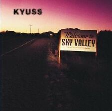 KYUSS 'WELCOME TO SKY VALLEY' CD NEW+