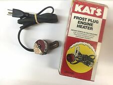 Kats Frost Plug Engine Heater 11406 K4E 400 Watts 120 Volts Chrysler, Buick