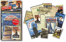 Women's War - World War 2 Replica Documents - Memorabilia