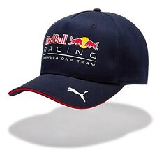 2017 UFFICIALE f1 Red Bull Racing Team Cappellino Da Baseball Cappello Navy Blue – NUOVA