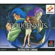 USED PS1 Policenauts Japan Import
