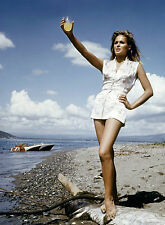 PHOTO JAMES BOND 007 CONTRE DR NO - URSULA ANDRESS /11X15 CM #1