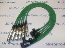 GREEN 8MM PERFORMANCE IGNITION LEADS WILL FIT VW PASSAT 2.8 VR6 QUALITY HT LEADS