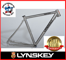 Lynskey Sportive Disc Titanium Road Bike Frame Only Size Extra Small (35956)