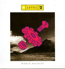 LEVEL 42 - World Machine - CD