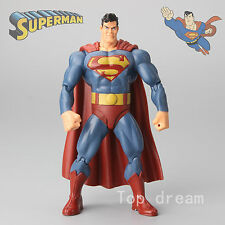 DC COMICS Super Hero Superman The Dark Knight Returns Action Figure 8'' 20CM Toy